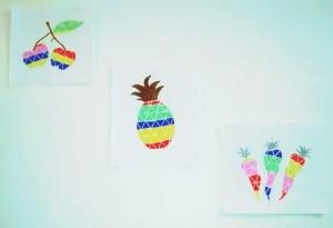 Fruits art