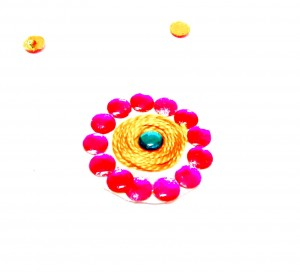 rakhi embellishment